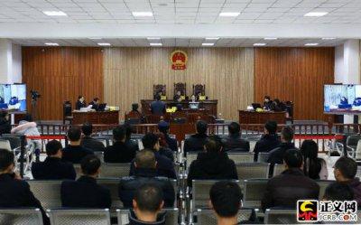 十堰市一跨13省销售伪劣化肥案开庭 涉案金额近300万