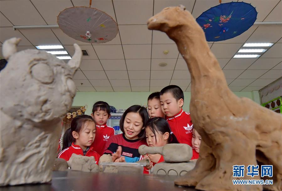 传统文化教育 浸润孩子心灵