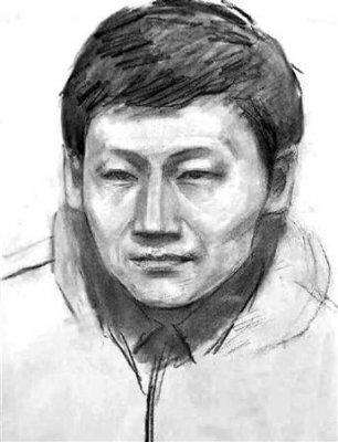 警方悬赏10万寻11年前命案嫌犯 专家凭监控画像