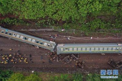 列车为何没能及时停住?――京广线T179次列车脱轨事件