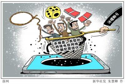 宁夏破获特大跨境电信网络诈骗案 冻结涉案资金1220余