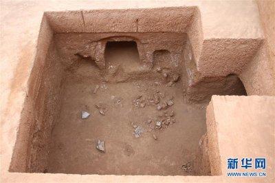 陕西西咸新区发现隋代王韶家族墓园