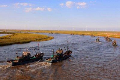 非法控制潍坊北部大片海域 检方对33名嫌疑人提起诉讼