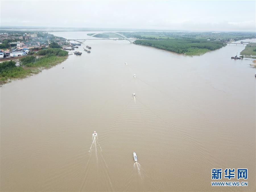 湖南启动长江流域非法捕捞高发水域巡查执法