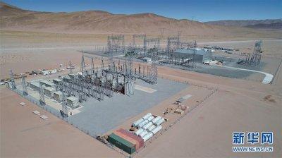 中企承建阿根廷最大光伏电站正式投入运营