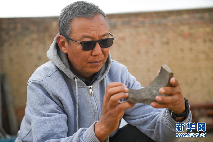 内蒙古发现约2000年前疑似大型粮仓建筑基址