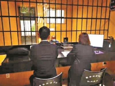 被告人当庭指控办案人员牵出案中案 走关系减刑都是弥