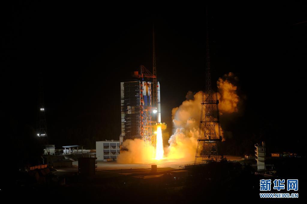 我国成功发射遥感三十号08组卫星