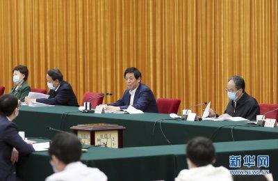 栗战书出席乡村振兴促进法实施座谈会并讲话
